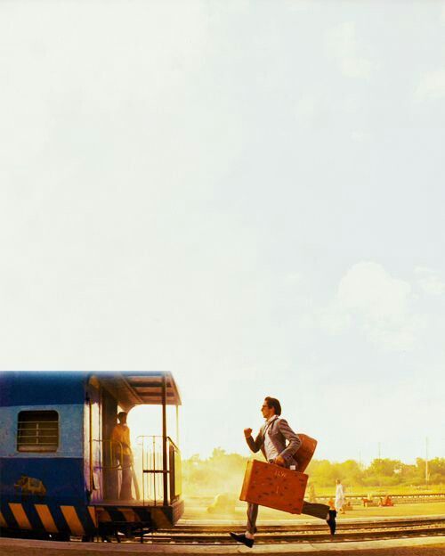 Darjeeling Limited (2007) from Wes Anderson