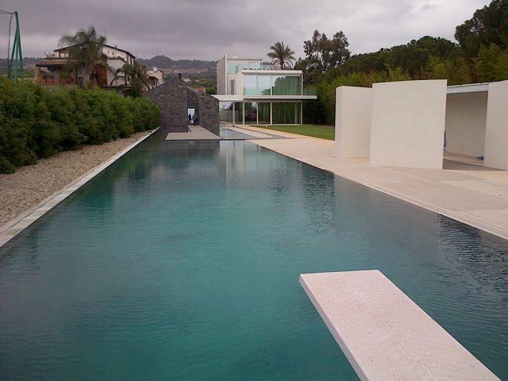 Revestimento para piscinas de materiais cimentícios EUWORK POOL