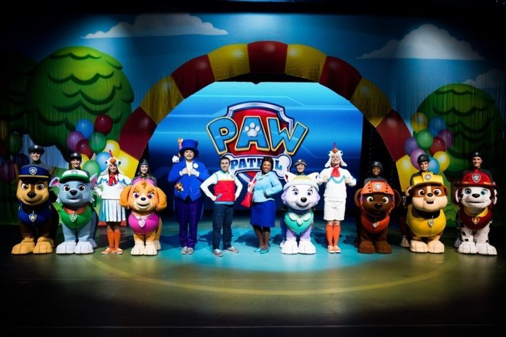 giveaway paw patrol live at the xl center in hartford