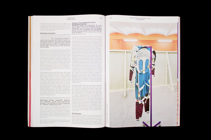 Mousse Magazine #52 ~ #chusmartinez #middleclass #thinkpiece #emilyroisdon #secession #vienna #art #moussemagazine