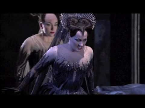 Classical Music (Goat Edition) - Mozart's Queen of the Night Aria from The Magic Flute - YouTube