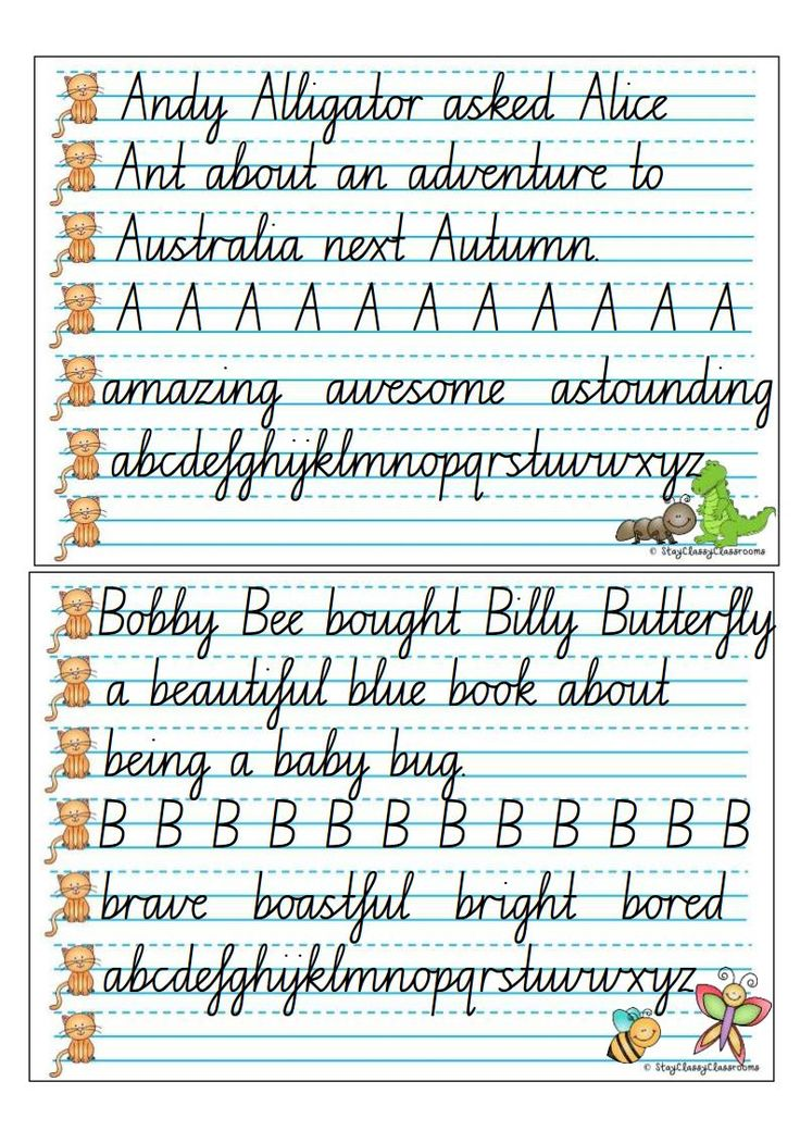 pin by megan young on calligraphy kindergarten handwriting improve your handwriting teaching. Black Bedroom Furniture Sets. Home Design Ideas