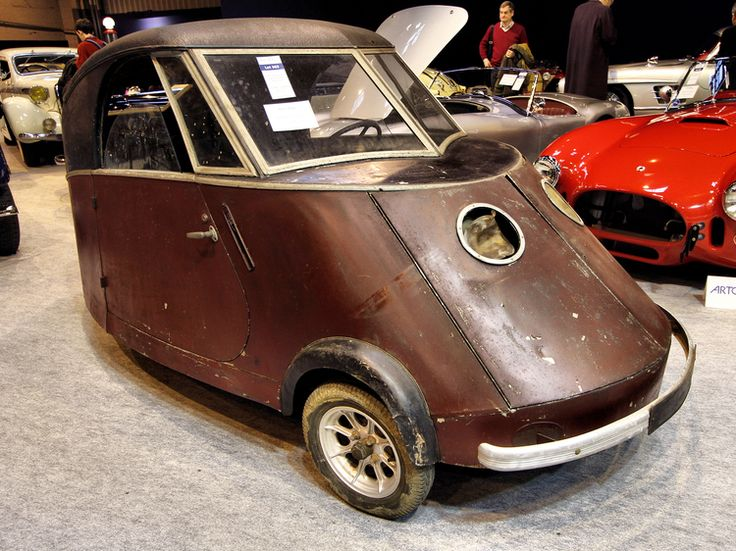 Pierre Faure Type PFA biplace électrique