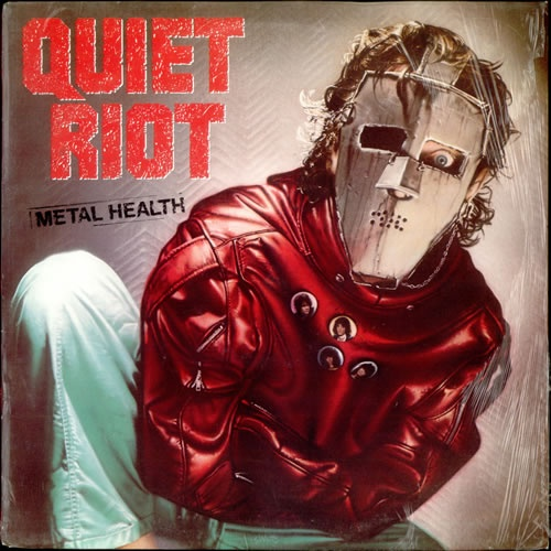 Metal Health (Quiet Riot, 1983) Randy Rhoads played with them before Ozzy, not on this album though
