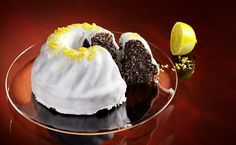 Von der Redaktion für Sie getestet: Mohngugelhupf mit Zitronenglasur. Gelingt immer! Zutaten, Tipps und Tricks