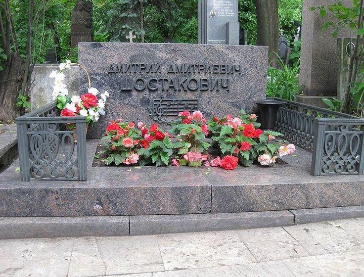 Dmitri Shostakovich (1906 - 1975) Classical composer