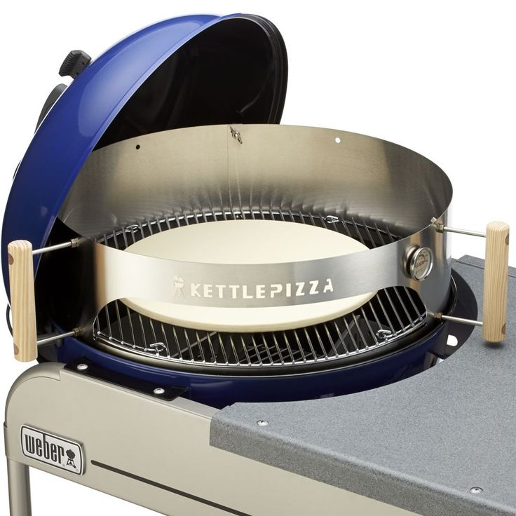 KettlePizza™ Deluxe USA Outdoor Pizza Oven Kit - Crate and Barrel