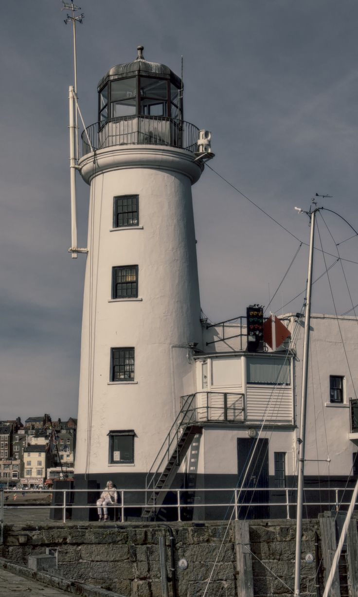 https://flic.kr/p/MJcwic | Scarborough Lighthouse