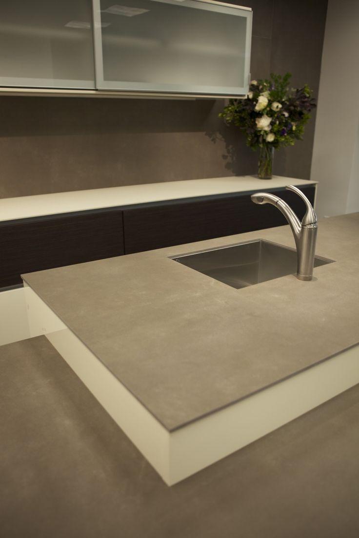 NEOLITH Barro Kitchen Countertop