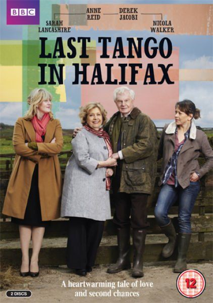 Last Tango in Halifax. Adorable, hilarious, and sometimes sad. Doesn't treat people like they're perfect. Love the Yorkshire accents!