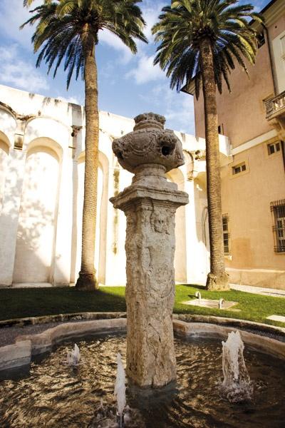 Loano, fontana Giovanna