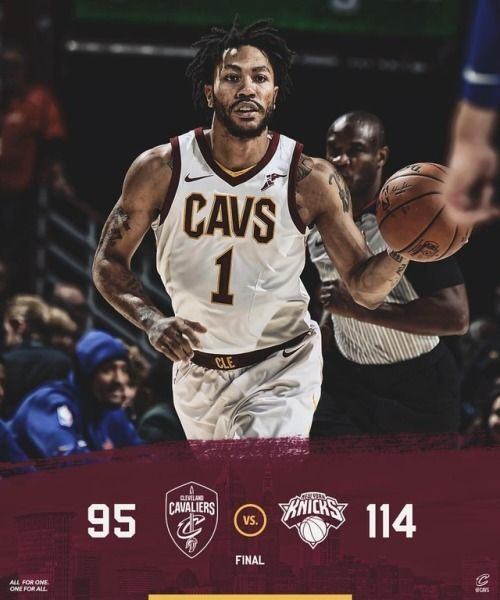 Back at it Wednesday. #AllForOne (at Quicken Loans Arena) http://ift.tt/2iesEwx