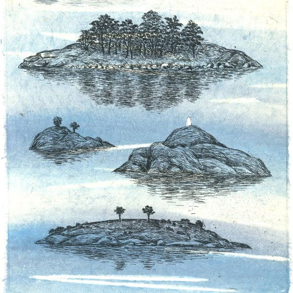 Saaret Inari Krohn  www.taidegraafikot.fi
