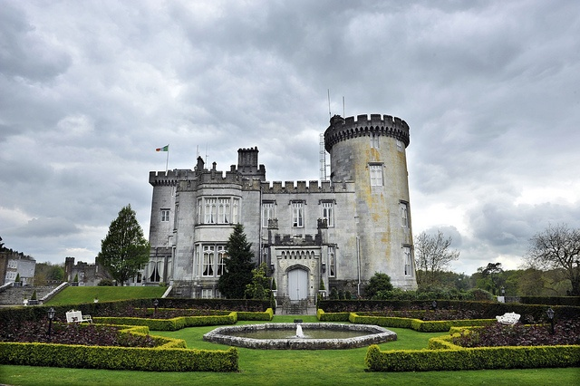 Dromoland Castle in Ireland.  Amazing place to stay