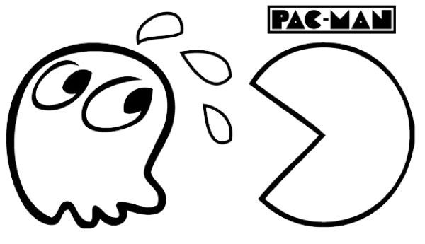 Pacman Coloring Pages Printable Coloring Pages Coloring Pages For Kids Coloring For Kids