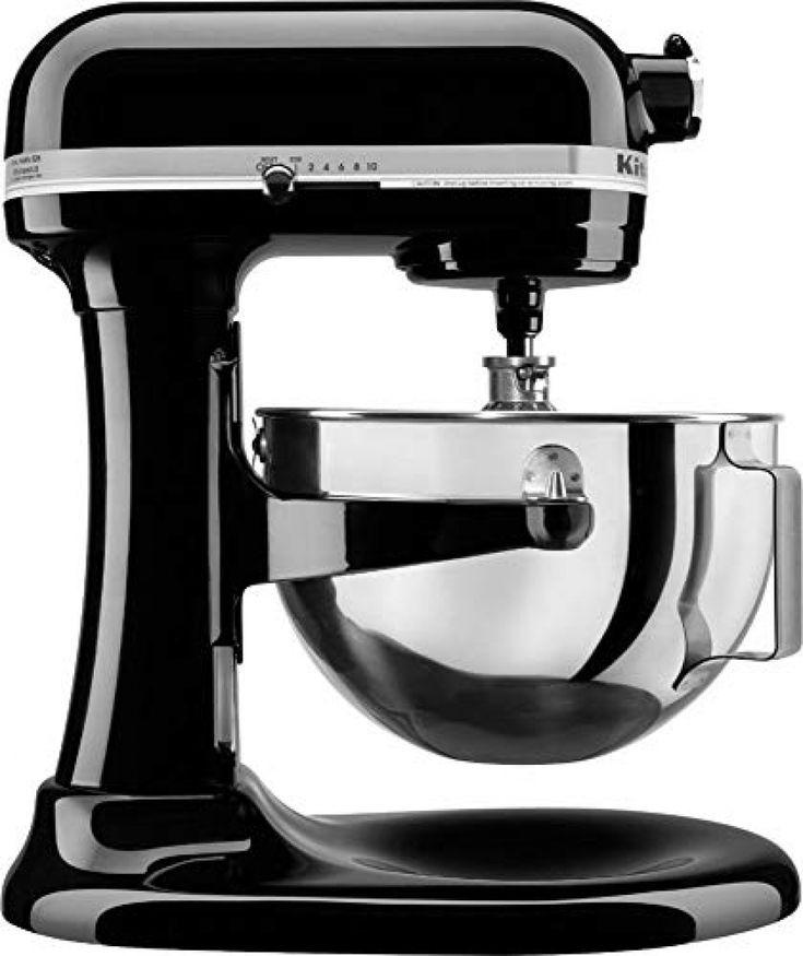 Kitchenaid professional 5 plus stand mixer rkv25g0xob 5