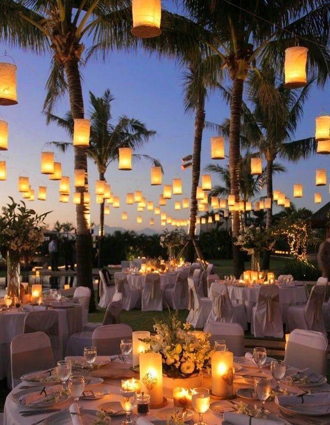 """""""Tangled"""" lanterns"""