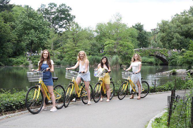 Nyc Central Park Bike Rental In 2020 New York City Central Park