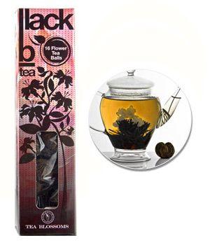 Teacup Balls - Black (16 Balls)