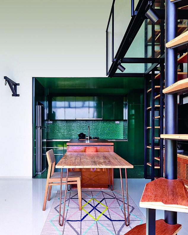 Grau-Braun-Einrichten-Penthouse-78. 165 Best Moderne Häuser Images
