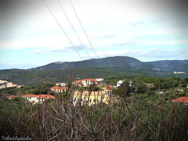 Ελένη Τράνακα: Κερί - Ζάκυνθος / Keri - Zakynthos