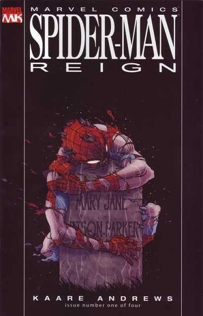 Marvel - Spider-Man Reign (2007) #1-4 Set VF/VF+