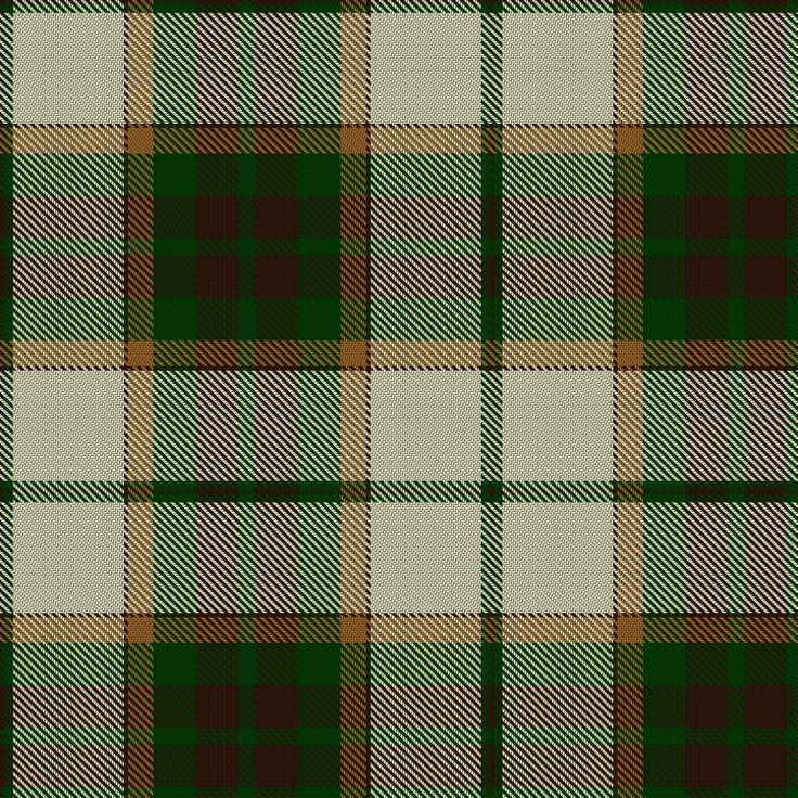 Information on The Scottish Register of Tartans - Dogwood Tartan