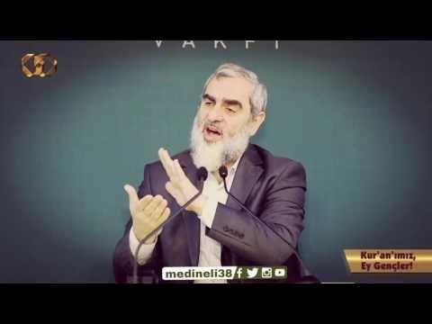 Bir sürahiye 3 ayet-el kürsî oku. Nureddin Yıldız - YouTube