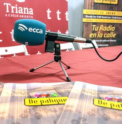 """""""Peleando con las TIC"""": La radio escolar en la calle"""