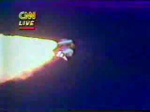January 28th, 1986 at 11:39am EDT - The Space Shuttle Challenger Explodes on its 10th flight during mission STS-51-L. The explosion occurred 73 seconds after liftoff and was actually the result of rapid deceleration and not combustion of fuel.