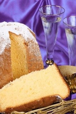 Natale con Pandoro, la torta d'oro di Verona,