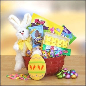 Best 25 easter gift baskets ideas on pinterest boys easter let some bunny know you love them with a variety of chocolate easter eggs easter easter gift basketseaster basket ideaschocolate negle Image collections