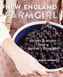 New England Farmgirl Cookbook Designed By Sowins Design For Gibbs Smith