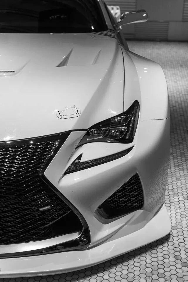◆ Visit MACHINE Shop Café ◆ Supercars As Art @ MACHINE (Lexus RCF GT3 Supercar) thriverlives.le-vel.com