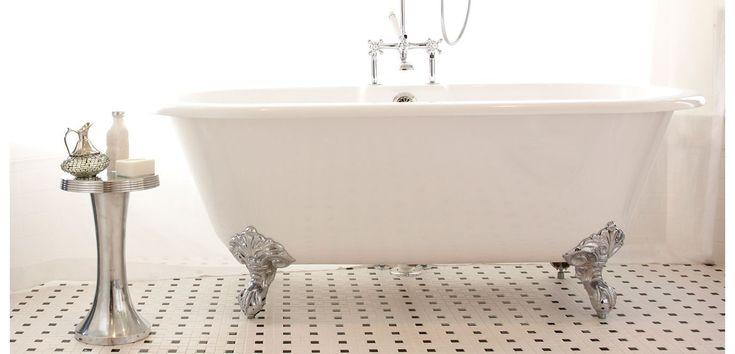 25+ melhores ideias sobre Banheira vitoriana no Pinterest  Decoração vitoria -> Banheiro Com Banheira Dwg