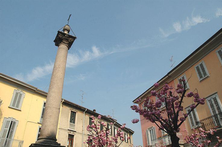 Via Portici Saronno, Italy by Saronno City Guide