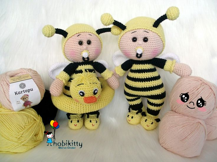 Amigurumi Baby : Amigurumi pattern crochet baby doll playset moses basket with