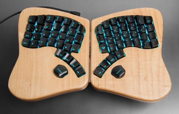 There are plenty of ergonomic keyboards, but the creators of Keyboardio believe that theirs is the only one that a serious typist should buy. It's been c
