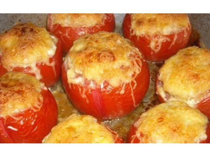 Фаршированные помидоры | Прайтайм