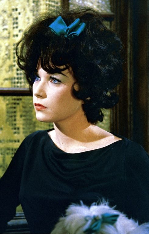 "Shirley MacLaine in ""Irma la Douce"", 1963."