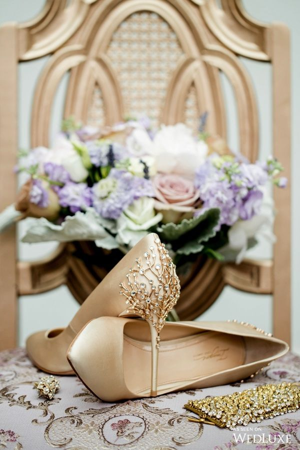 WedLuxe– A Regal Styled Shoot Inspired By French Opulence | Photography By: Beyond Infiniti Photography   Follow @WedLuxe for more wedding inspiration!