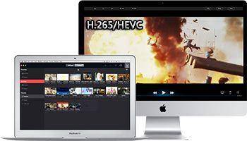 Best HEVC Player