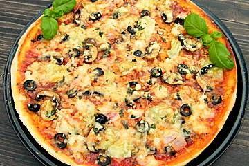 Original Pizzateig