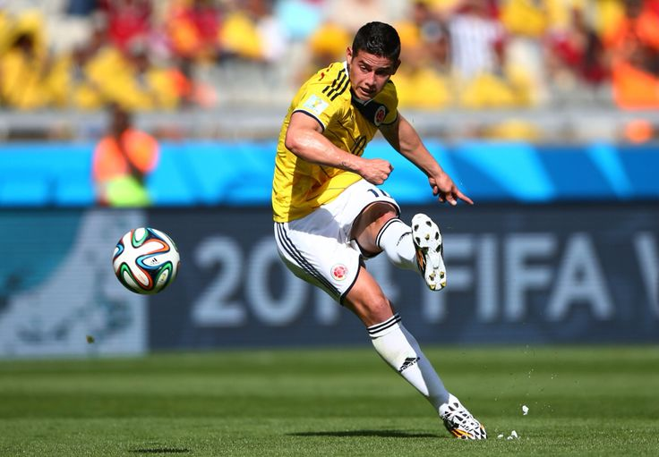 James Rodriguez   Colombia #10, Real Madrid #10