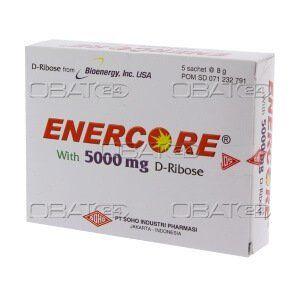 ENERCORE 5 SACH  Indikasi: memelihara kesehatan