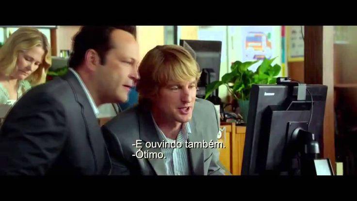 Os Estagiários (The Internship) - Trailer Oficial #2 Legendado (2013)
