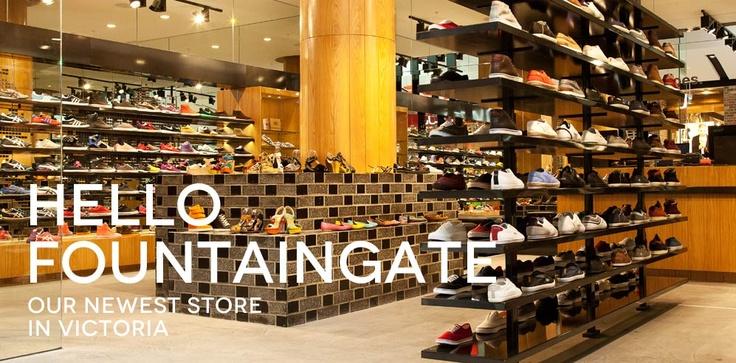 Unique shoes, free delivery Australia-wide - Hype DC