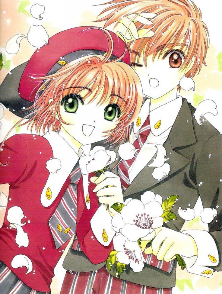 sakura card captors | Sakura Card Captors (807) | Aglomerado News