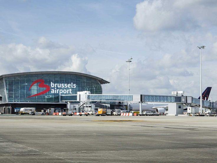 Aéroport de Bruxelles : panne électrique et record de trafic