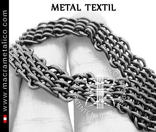 METAL TEXTIL  https://www.facebook.com/macrametalico.peru/photos_stream?tab=photos_albums